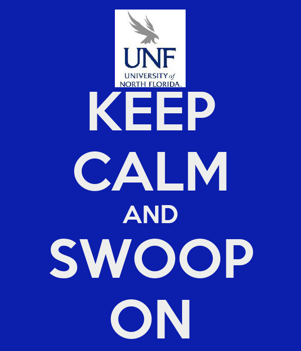 KEEP CALM AND SWOOP ON