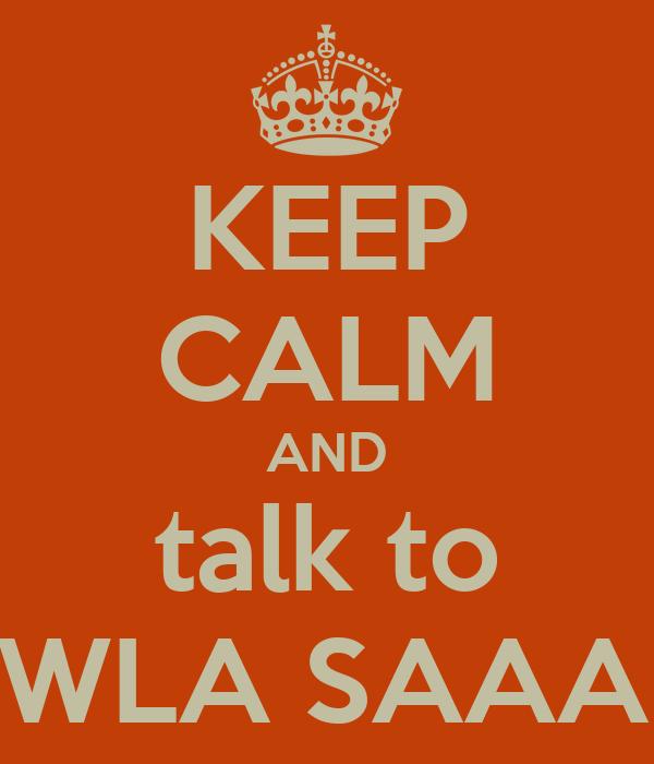 KEEP CALM AND talk to CHAWLA SAAAHB !!!
