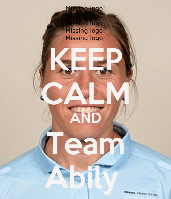 KEEP CALM AND Team Abily