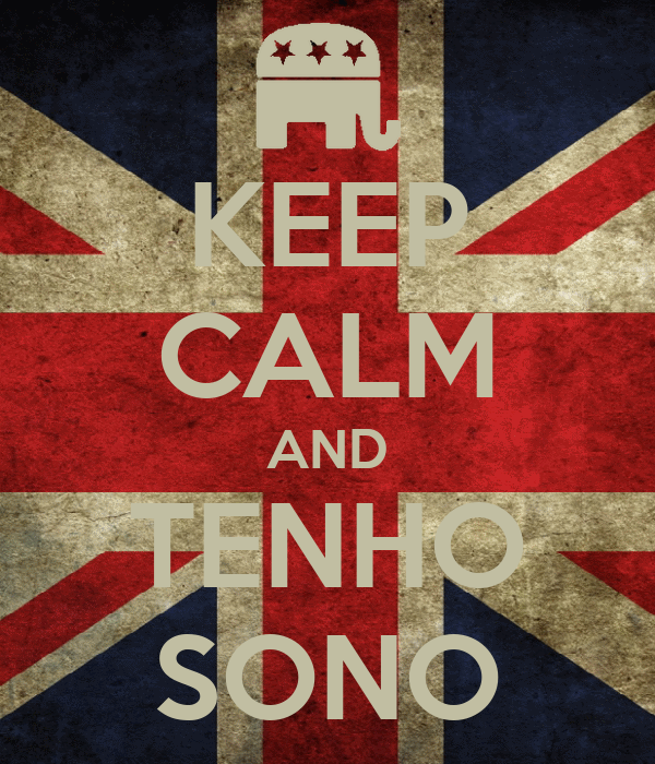 KEEP CALM AND TENHO SONO