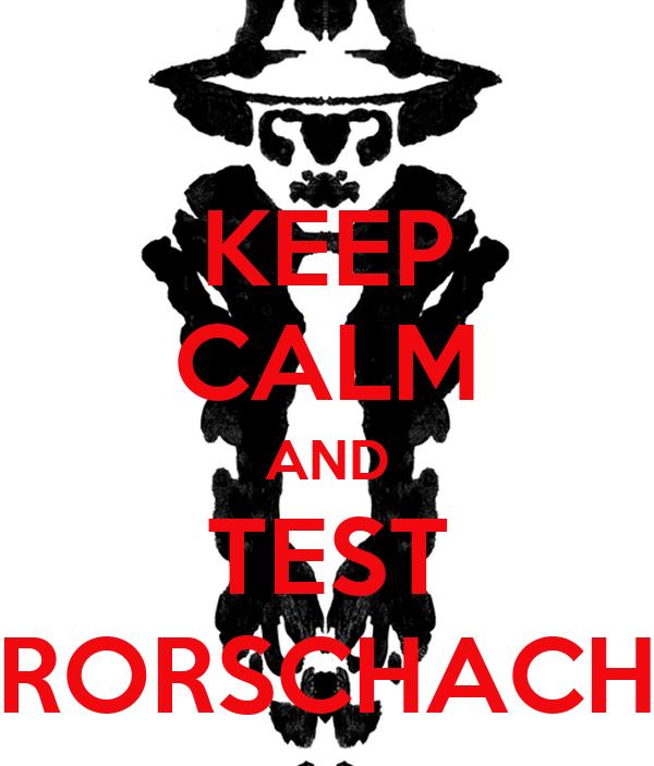 keep calm and test rorschach poster lovu keep calm o matic