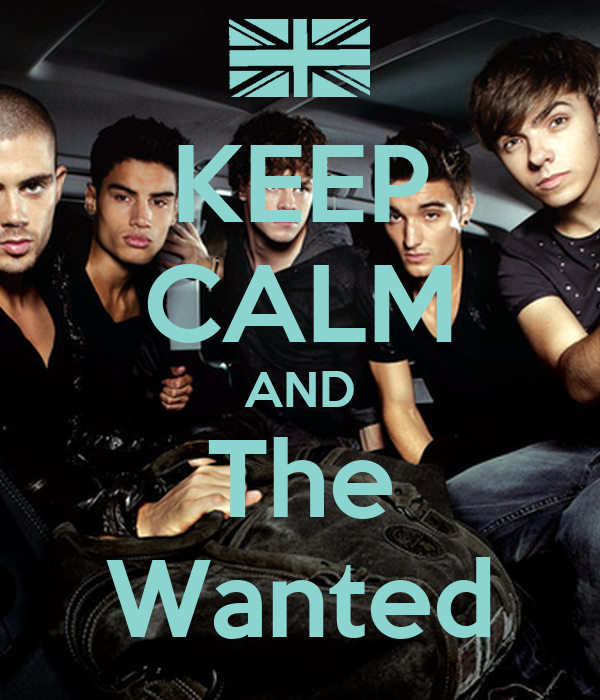 KEEP CALM AND The Wanted