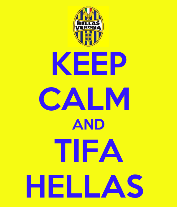 KEEP CALM  AND TIFA HELLAS