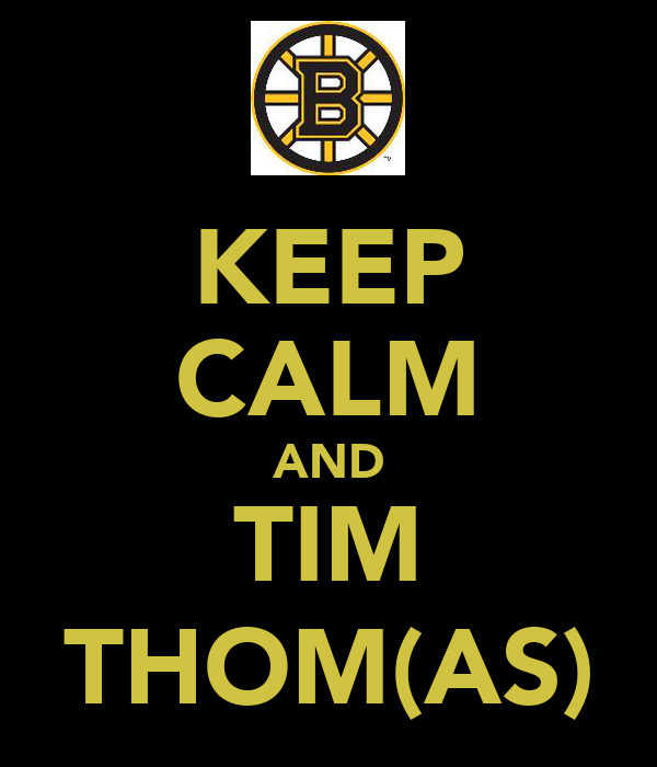 KEEP CALM AND TIM THOM(AS)