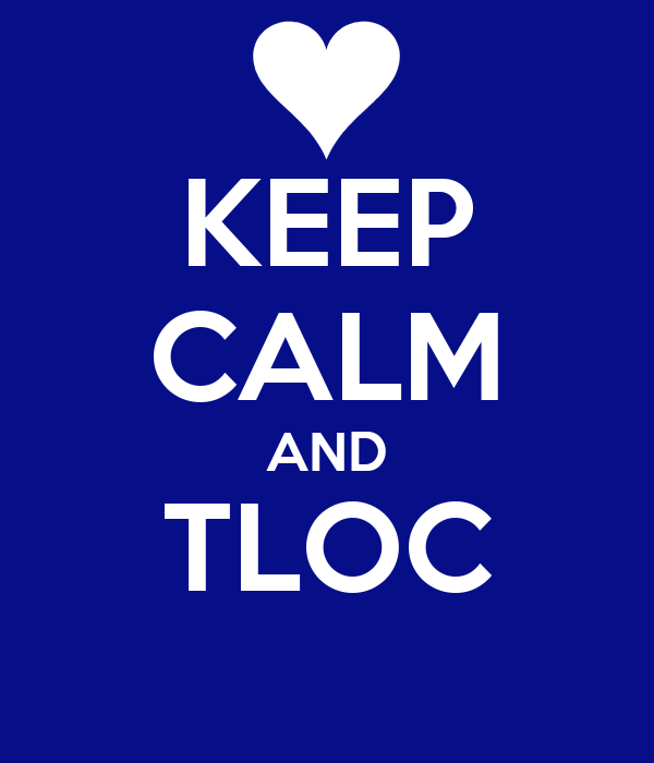 KEEP CALM AND TLOC