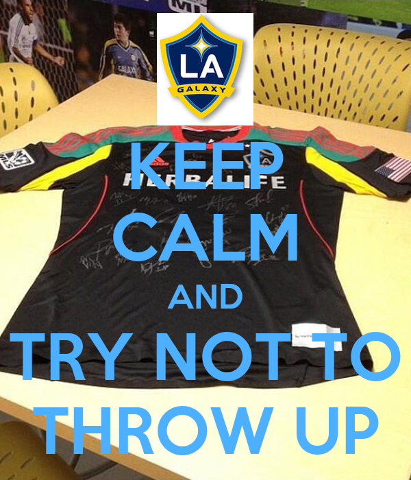 KEEP CALM AND TRY NOT TO THROW UP