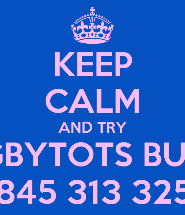 KEEP CALM AND TRY RUGBYTOTS BUCKS 0845 313 3259