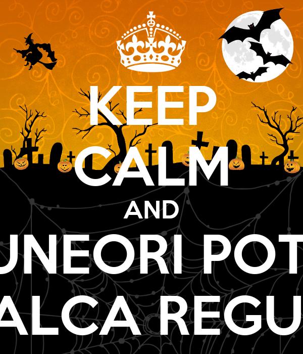 KEEP CALM AND UNEORI POTI INCALCA REGULILE