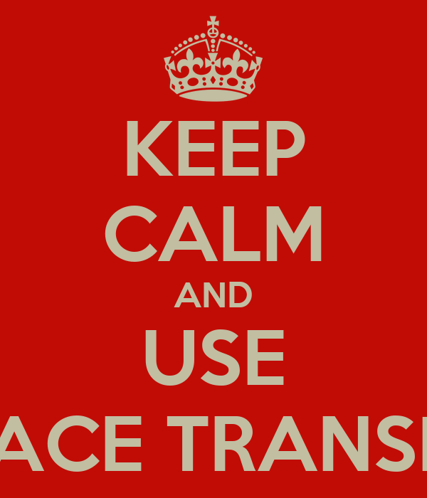 KEEP CALM AND USE LAPLACE TRANSFORM
