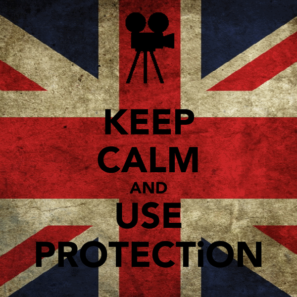 KEEP CALM AND USE PROTECTiON