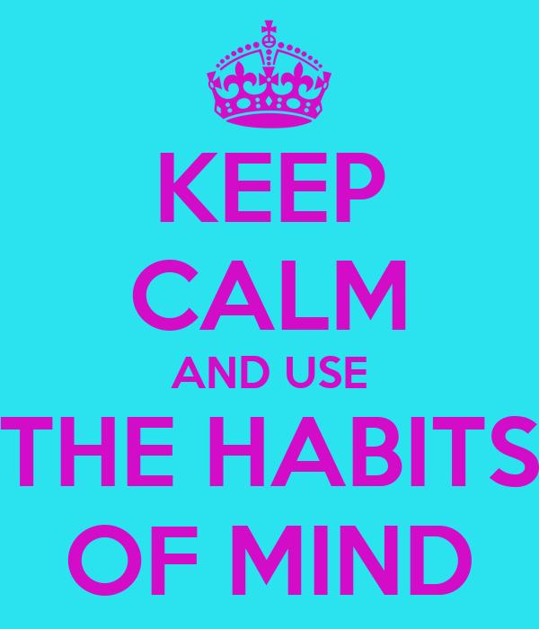 calm    habits  mind poster jeph  calm  matic