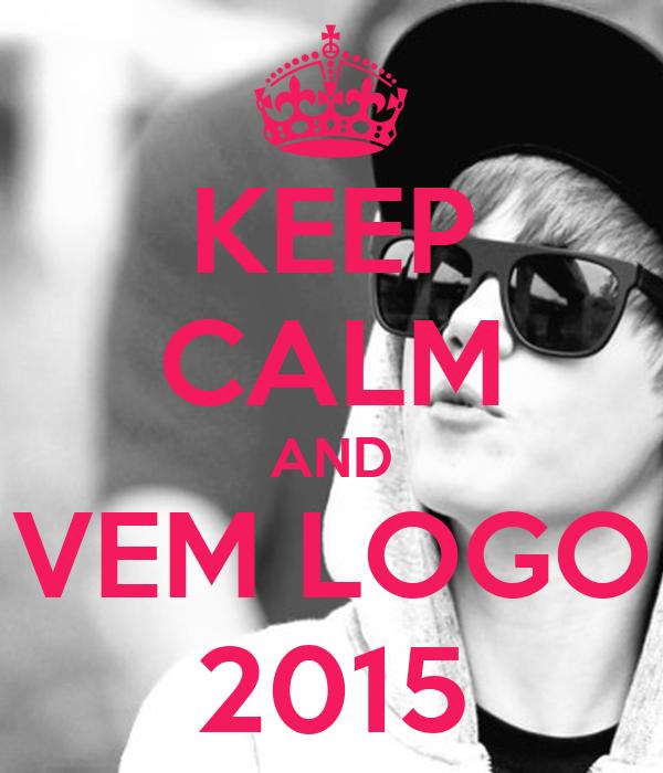KEEP CALM AND VEM LOGO 2015