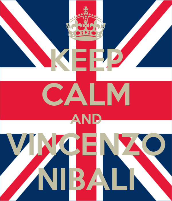 KEEP CALM AND VINCENZO NIBALI