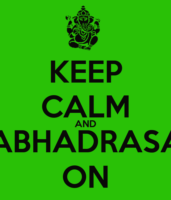 KEEP CALM AND VIRABHADRASANA ON