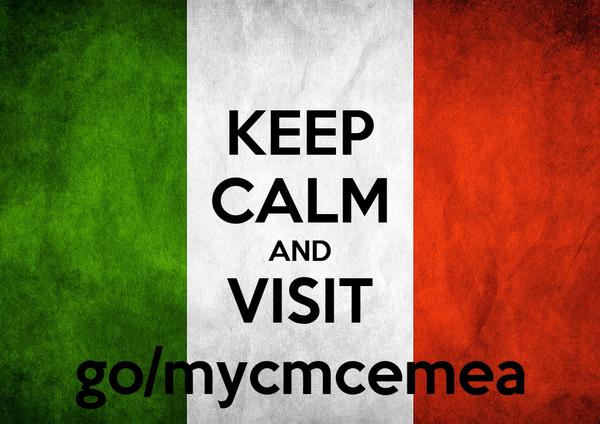 KEEP CALM AND VISIT go/mycmcemea