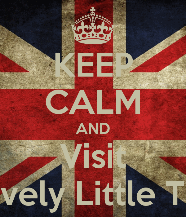 KEEP CALM AND Visit Lovely Little Too