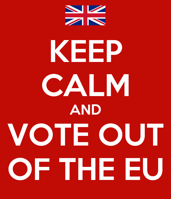 Voted Out Of Eu