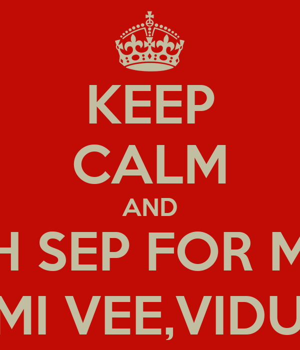 KEEP CALM AND WAIT FOR 5TH SEP FOR MEGA EVENT 2 WITH ABAZZ,ROMI VEE,VIDUSHI N DJ RAMBO