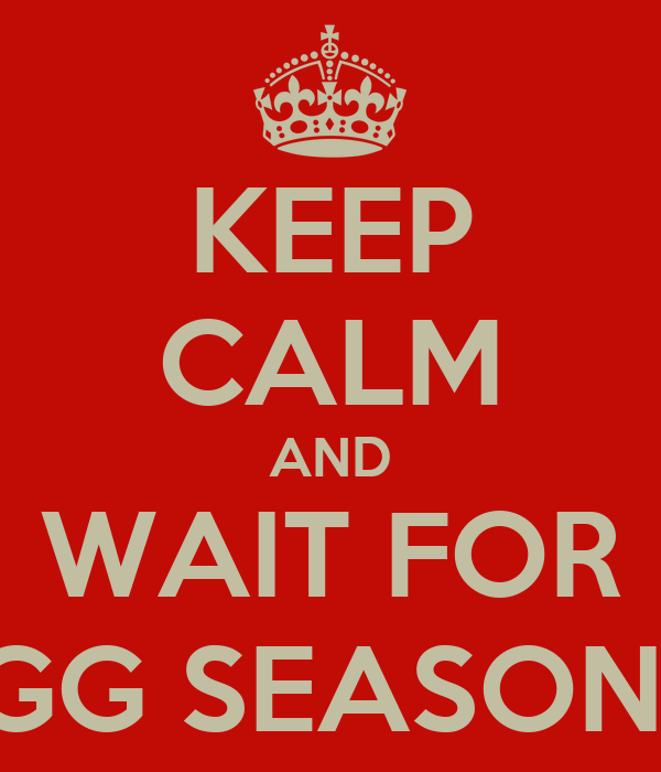 KEEP CALM AND WAIT FOR #GG SEASON 6