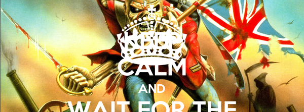 KEEP CALM AND WAIT FOR THE NEXT ATTACK