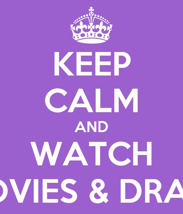 KEEP CALM AND WATCH DISNEY MOVIES & DRAGON BALL