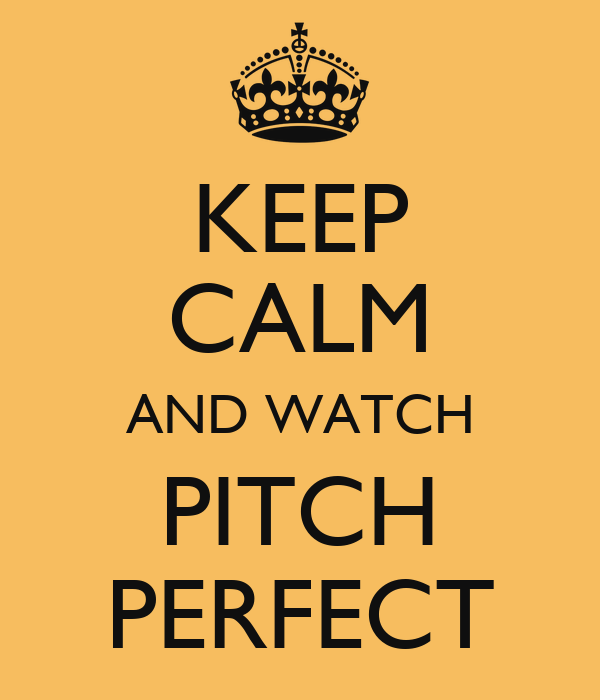 how to watch pitch perfect