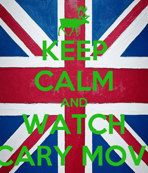 KEEP CALM AND WATCH SCARY MOVIE
