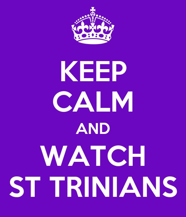 KEEP CALM AND WATCH ST TRINIANS