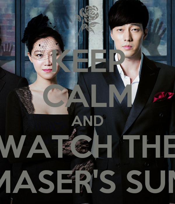 KEEP CALM AND WATCH THE MASER'S SUN