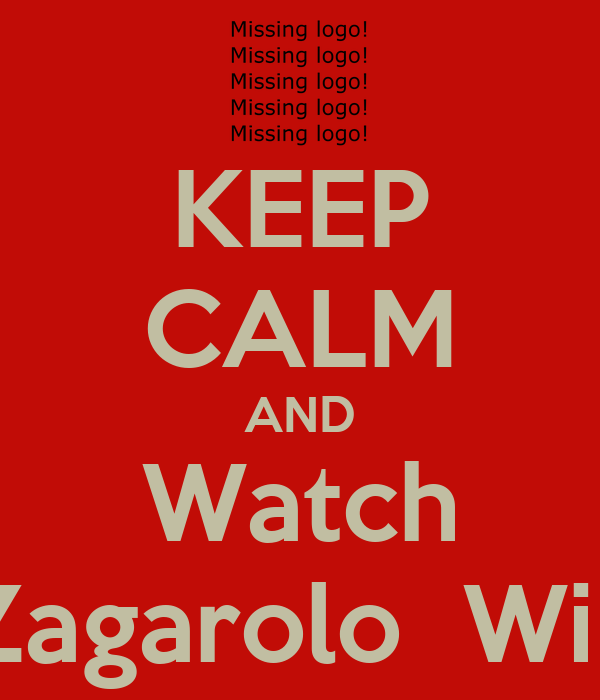 KEEP CALM AND Watch   Zagarolo  Wins