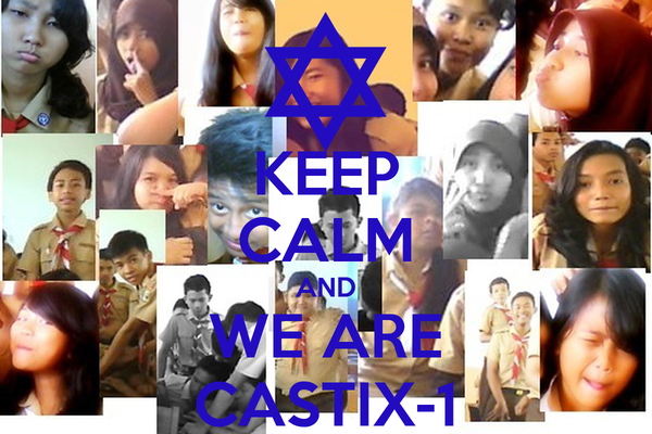KEEP CALM AND WE ARE CASTIX-1
