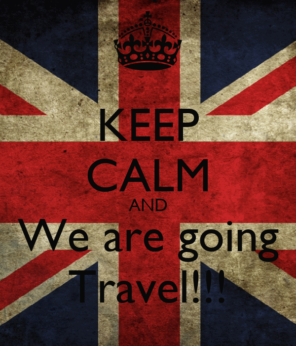 KEEP CALM AND We are going Travel!!!