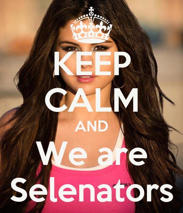 KEEP CALM AND We are Selenators
