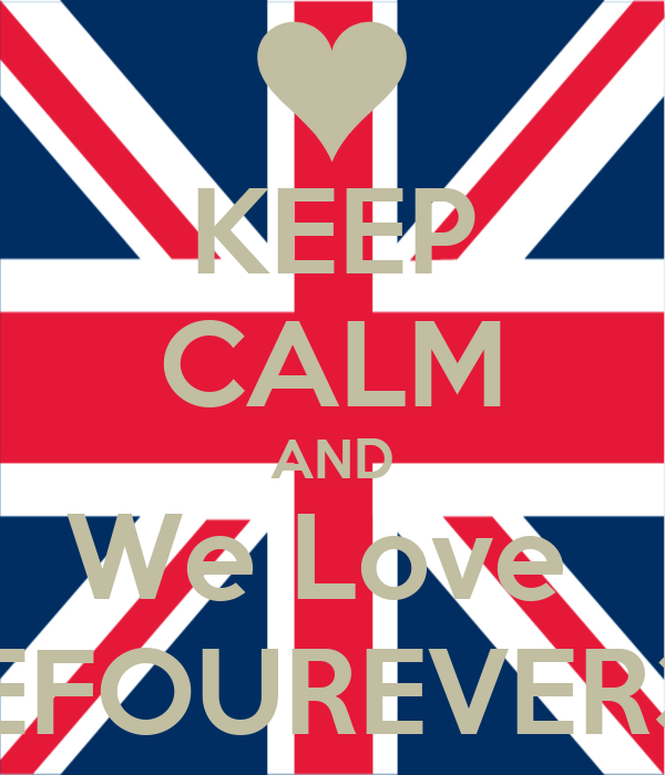 KEEP CALM AND We Love  SEFOUREVER31