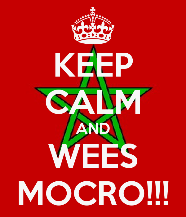 KEEP CALM AND WEES MOCRO!!!