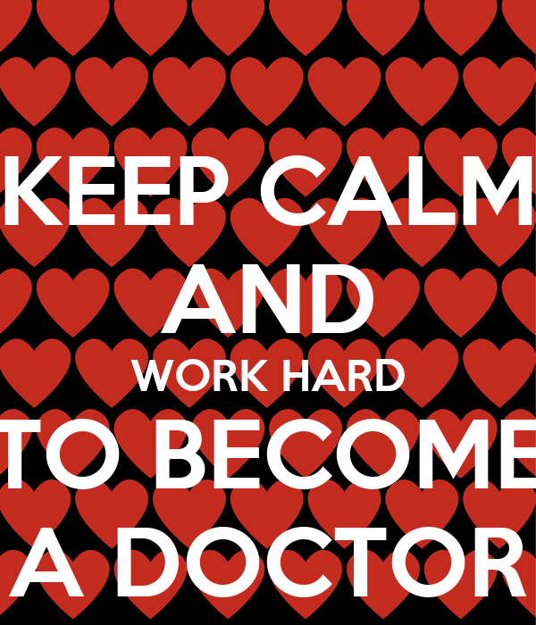 how to become a md doctor