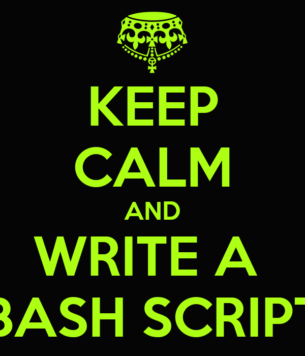 writing scripts in bash Bash shell cgi web scripting tutorial for linux home tutorials bash shell cgi bash shell cgi: web cgi with bash scripts create simple web cgi programs using bash shell scripts all cgi scripts must write out a header used by the browser to identify the content.