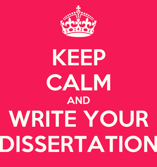 Who Can Write My Dissertation Model?