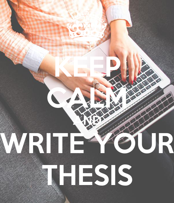write your thesis 'written in an authoritative and accessible style, this is a must-read for anyone planning, researching and writing a doctoral thesis or dissertation.