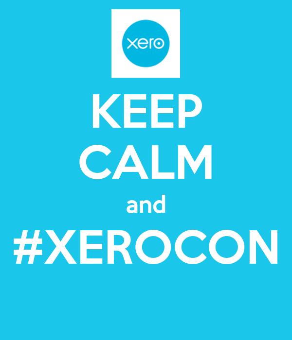 KEEP CALM and #XEROCON