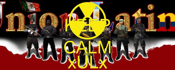 KEEP CALM AND xULx COMEBACK