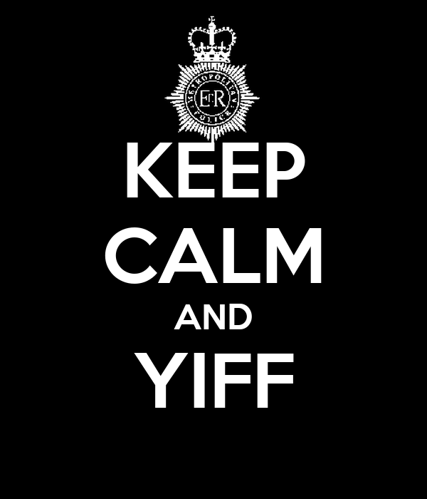 KEEP CALM AND YIFF