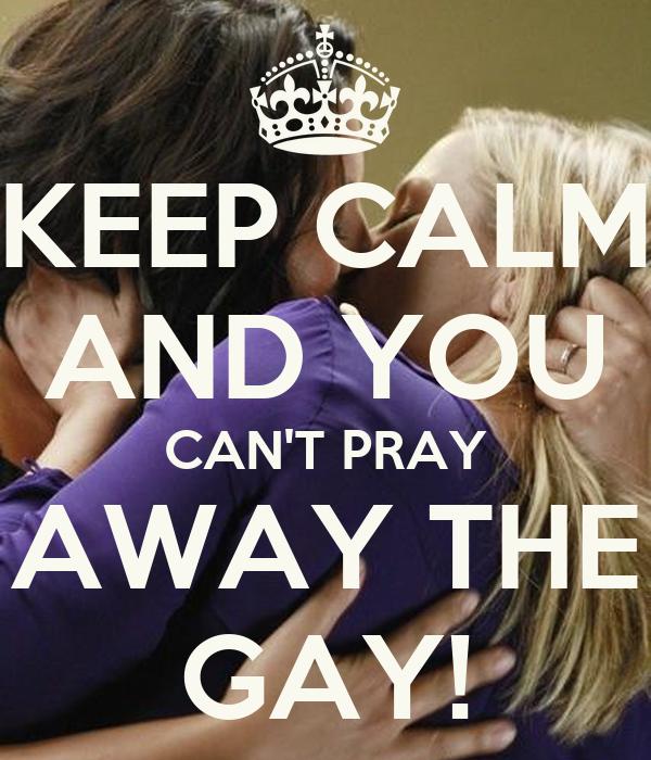 peolpe gay Prayers for