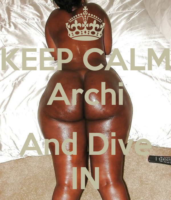 KEEP CALM Archi  And Dive IN