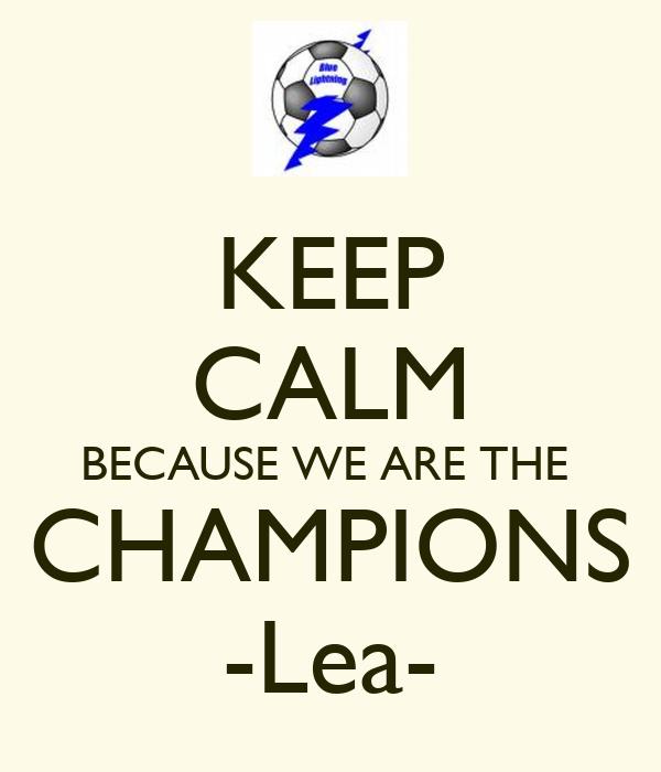 champions lea