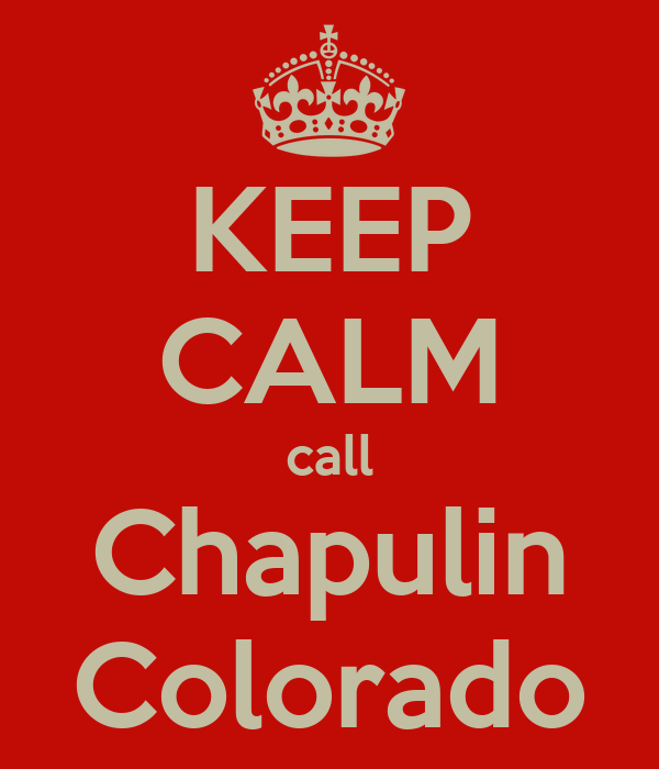 KEEP CALM call Chapulin Colorado