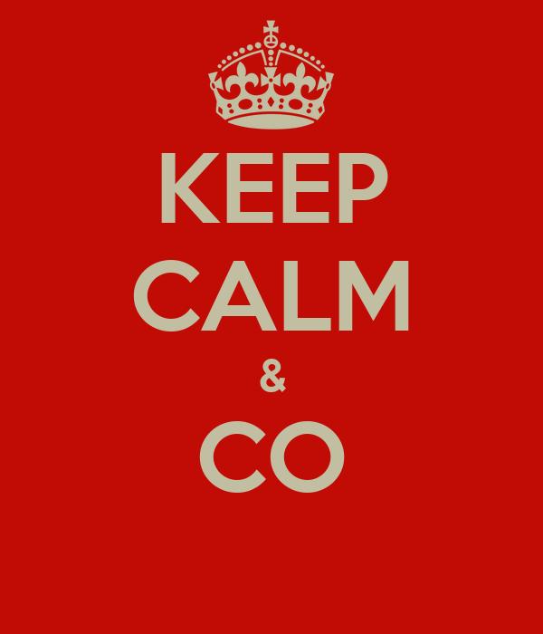 KEEP CALM & CO