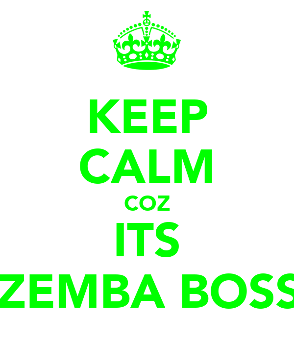 KEEP CALM COZ ITS DEZEMBA BOSSO!