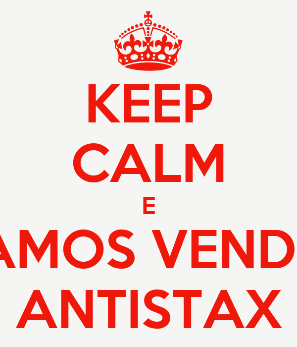 KEEP CALM E VAMOS VENDER ANTISTAX