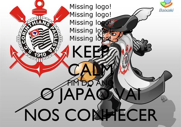 KEEP CALM FIM DO ANO O JAPÃO VAI NOS CONHECER